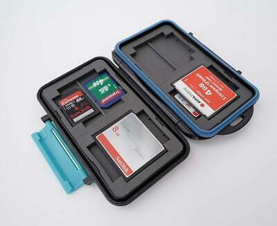 Ares Foto(r) MC-2 Speicherkarten Schutzbox * Memory Card Case * Safe