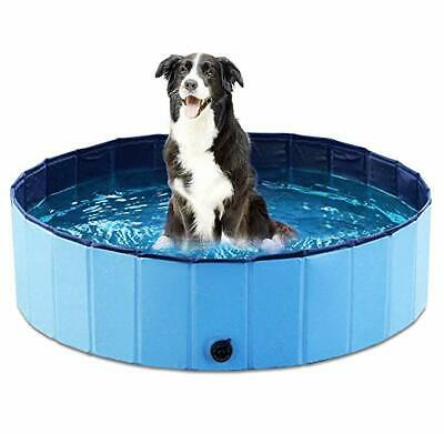 Outdoor Swimming Pool, Bathing Tub - Portable Foldable - Ideal for Kids or Pets
