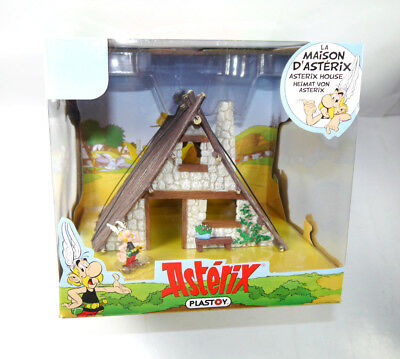 Asterix Heimat by Asterix / Home House Maison Play Set Plastoy New (L)