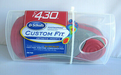 Dr. Scholl's Custom Fit Orthotic Inserts CF430