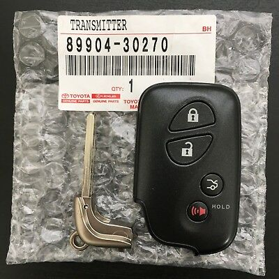 2007-2012 LEXUS ES 350 Key Fob Battery Replacement Remote Keyless