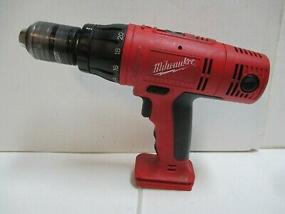 Milwaukee 0624-24 18-Volt 1/2-Inch Hammer-Drill tools only