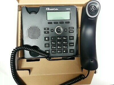 Audio Codes 420HD IP-Phone Office Telephone