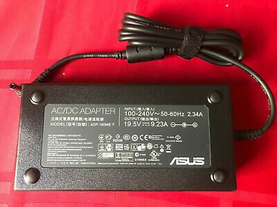 19V 9.5A AC Adapter Charger Power Cord Cable For ASUS G20AJ G20AJ-B07 N180W-02