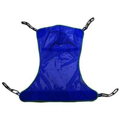 INVACARE 1 EA R111 Reliant Full Body Sling without Commode Opening, Large, CHOP