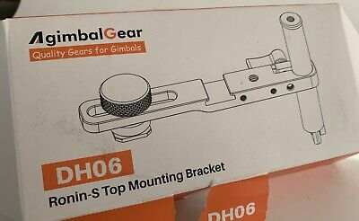 Agimbal Gear Quality Gears For Gimbals DH06 Ronin-S Top Mounting Bracket