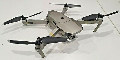 Dji Mavic Pro Platinum Drone With Camera Spare Blades Extra Battery