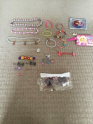 Girls Mixture Costume Jewellery And Accessories