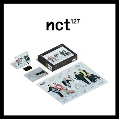 SM Goods NCT 127-[Puzzle Package]1000 Piece+Poster/On+Frame+Lucky Card+Gift Kpop