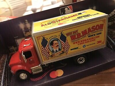 CLEVELAND INDIANS..WB Mason Diecast Truck NEW 2019 MLB All Star Game SGA/Limited