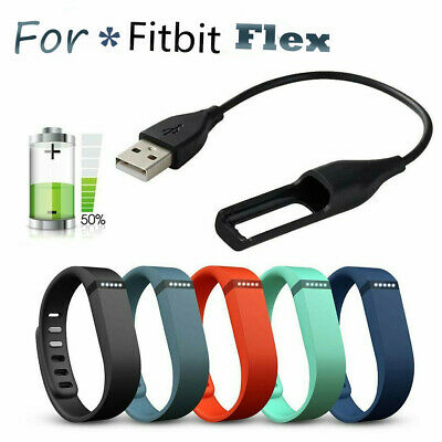 USB Charging Cable Lead for Fitbit FLEX Fitness Tracker Bracelet - Flex Charger