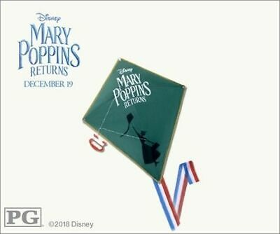 Disney Mary Poppins Returns (2018) Theatrical SWAG Promotional Movie Kite Green