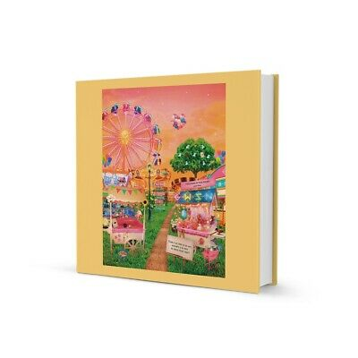 GWSN - THE PARK IN THE NIGHT part three CD+Pre-Order Benefit+Poster+Tracking no.