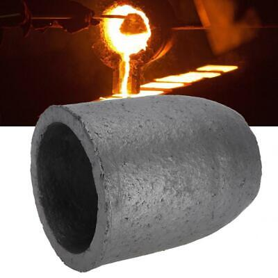 Graphite Furnace Casting Foundry Crucible Copper Melting Tool 100-900ml