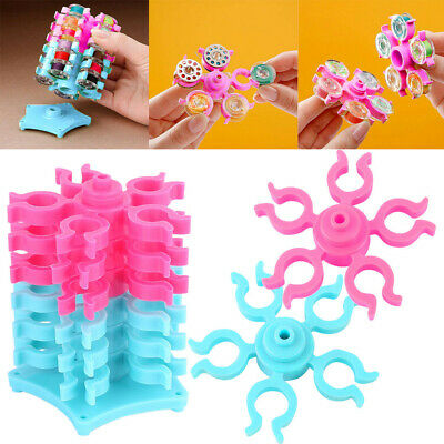 Sewing Thread Bobbin Holder Clamp Clips Column Bobbin Buddies For Embroidery NEW