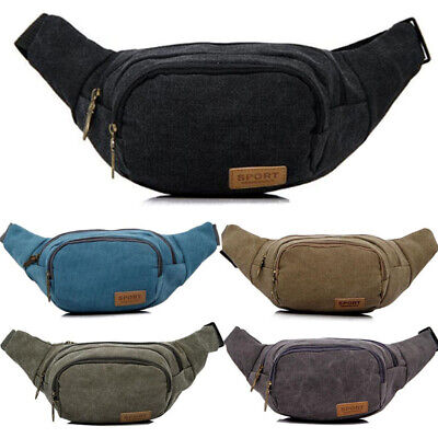 Men Wild Tactical Fanny Pack Waist Bag Military Molle Belt Mini Bum Travel Pouch