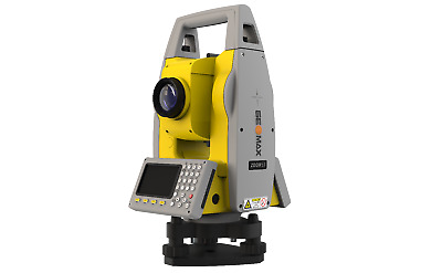 Geomax Zoom10 Reflectorless Manual Total Station