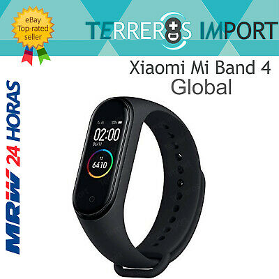 "Xiaomi Mi Band 4 GLOBAL Español Pulsera Pulsometro 0.95"" Amoled Bluetooth 5.0"