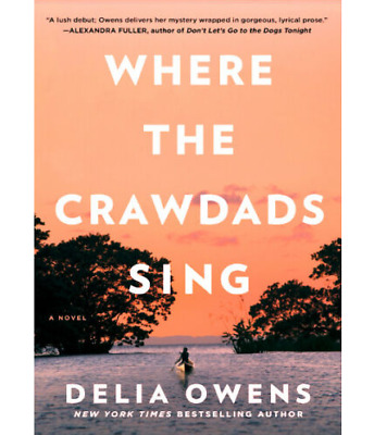 🔥 Where the Crawdads Sing 🔥By Delia Owens 2018 best selling 🥇EB00K