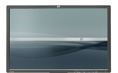 """HP LP2475W 24"""" HDMI  Widescreen LCD 1920 x 1200 6ms IPS Monitor With Cables"""