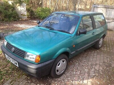 1993 Vw Polo Coupe Boulevard One Owner 35000 Miles Full S/History Mot