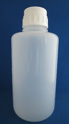 Nalgene Heavy-Duty Vacuum Bottle PP w/Screw Cap 2000mL# 2126-2000
