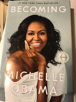 Becoming by Michelle Obama - Hardcover