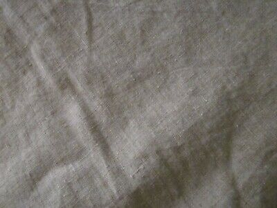 100% STONE WASHED Linen Medium Weight 7 1/2 Ounce Fabric