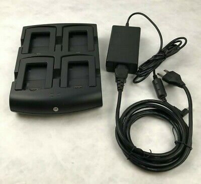 Symbol Motorola SAC7X00-4 Battery Charger for MC70/MC75 AC Adapter Included