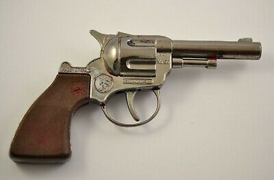 VINTAGE SPAIN CONHER Capsule GUN PISTOL TOY PERFECT WORKING CONDITION