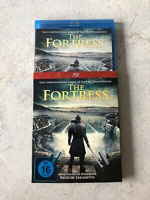 The Fortress Blu Ray