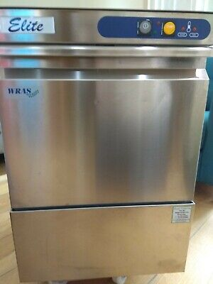 Elite ~ Dishwasher Glasswasher with 400mm Basket - Excellent Condition