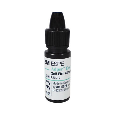 3M ESPE 41246 Adper Easy Bond Self Etch Adhesive Light Cure 5 mL Vial