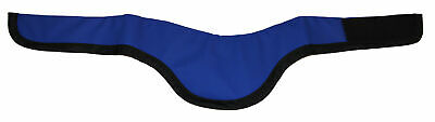 House Brand XTC-BL X-Ray 0.3 Medical Grade Lead Apron Thyroid Collar Only Blue