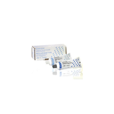GC 900070 Exaflex Regular Body Hydrophilic VPS Impression Material Standard Pack