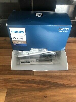 Philips zoom teeth whitening gel (1x Syringe) Nite White