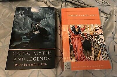 The Mammoth Book of Celtic Myths and Legends Peter Berresford Ellis Paperback