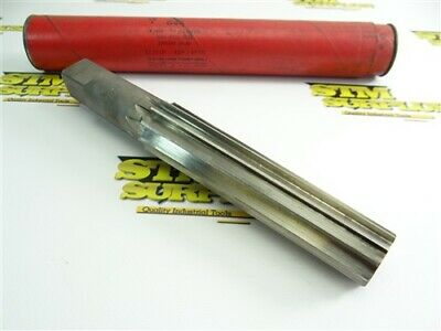 Super Nice! Cleveland Hss Straight Shank Finishing Reamer #4