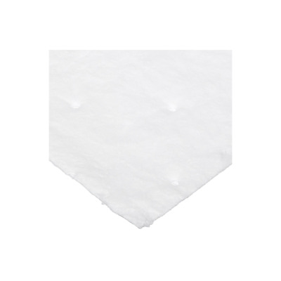 Absorbent Pad,Heavy,White,37.5 gal,PK100 3M HP-556