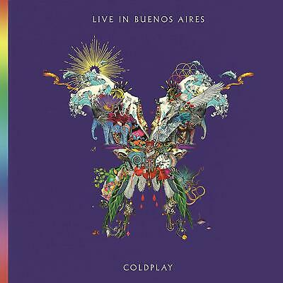 Coldplay Live In Buenos Aires 2CD 2018