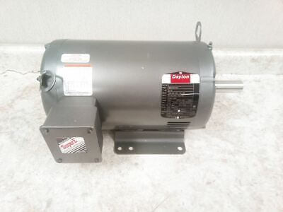 Dayton 53J909 Replacement Motor