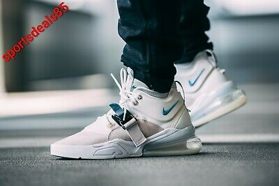 NIKE AIR FORCE 270 Phantom Leche Blue | Ah6772 003 | Uk 6