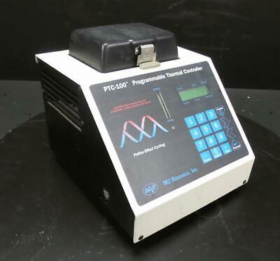 MJ Reseach PTC-100 Programmable Thermal Controller DNA Engine