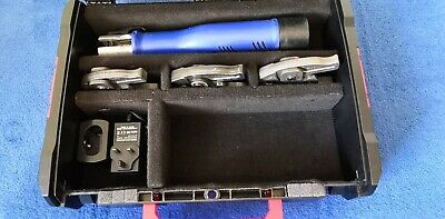 ⭐️⚡  Geberit AFP 101  ➕  V JAWS 12 22 28  Kit Set  Good CONDITION ⭐️⚡