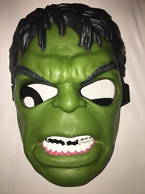 THE INCREDIBLE HULK Children's Mask With Strap 9