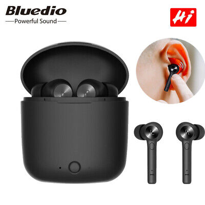 Bluedio Hi Wireless Bluetooth 5.0 Earphone Stereo Sport Earbud Headset for Phone