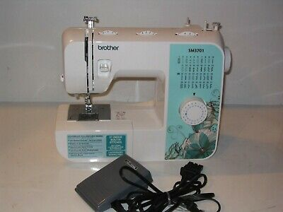 Brother Computerized Sewing Machine 100 Stitch Embroidery