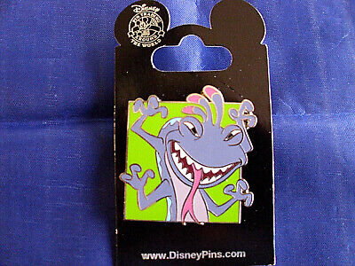 Disney * RANDALL BOGGS - Monsters Inc Villain * New on Card Trading Pin