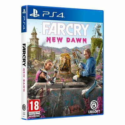 Far Cry New Dawn Sparatutto 18+ PS4 Ubisoft 105290