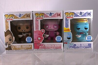Funko Pop: Ad Icons Cereal Monsters 3-Pack Bundle